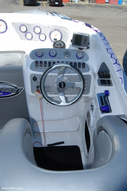 2013 Sunsation boat for sale, model of the boat is 288S & Image # 14 of 41