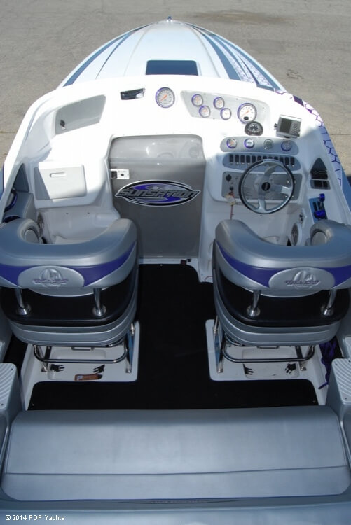 2013 Sunsation boat for sale, model of the boat is 288S & Image # 31 of 41