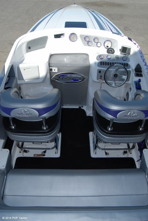 2013 Sunsation boat for sale, model of the boat is 288S & Image # 32 of 41