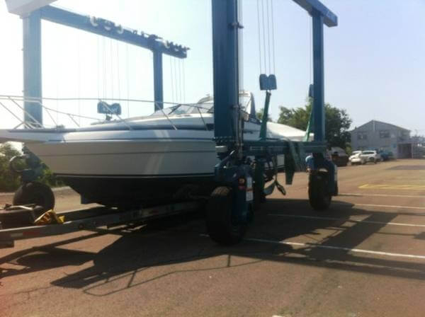 1988 Silverton boat for sale, model of the boat is 30X & Image # 3 of 40