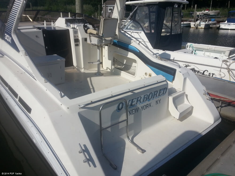 1988 Silverton boat for sale, model of the boat is 30X & Image # 7 of 40