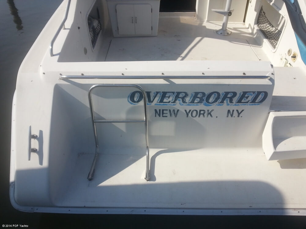 1988 Silverton boat for sale, model of the boat is 30X & Image # 8 of 40