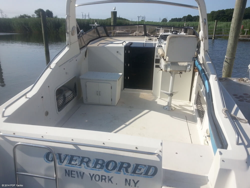 1988 Silverton boat for sale, model of the boat is 30X & Image # 14 of 40