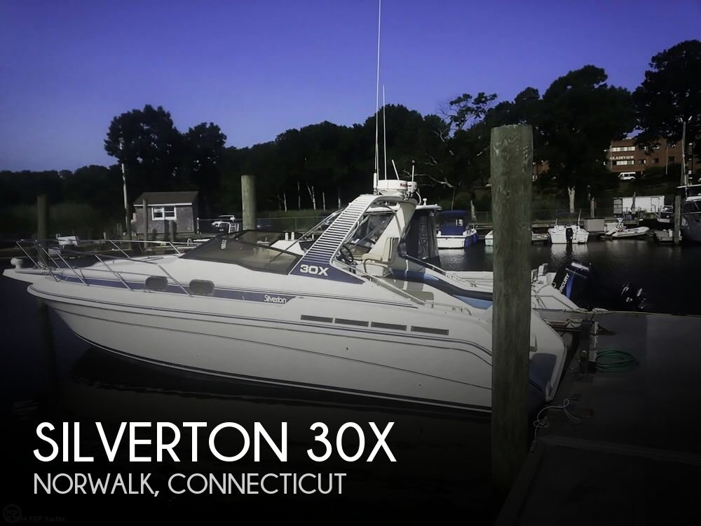 1988 SILVERTON 30X for sale