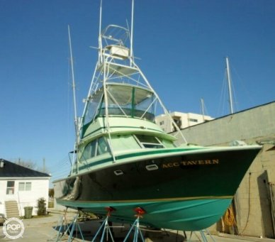 Bertram 35 Convertible, 35', for sale - $50,000