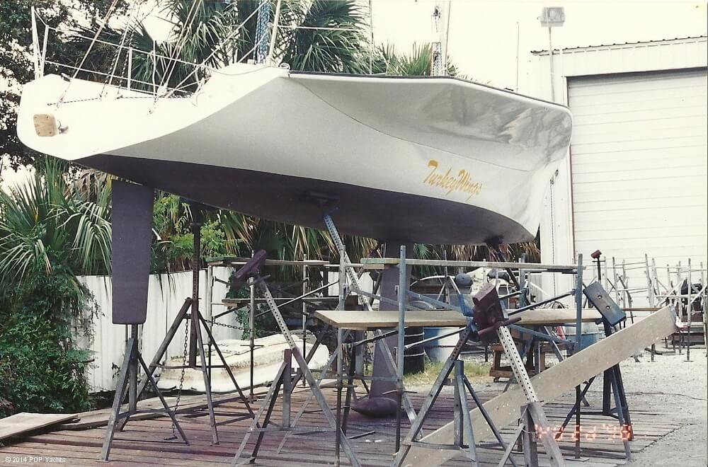 1985 Kiwi 35 Ventura Racer - Photo #11