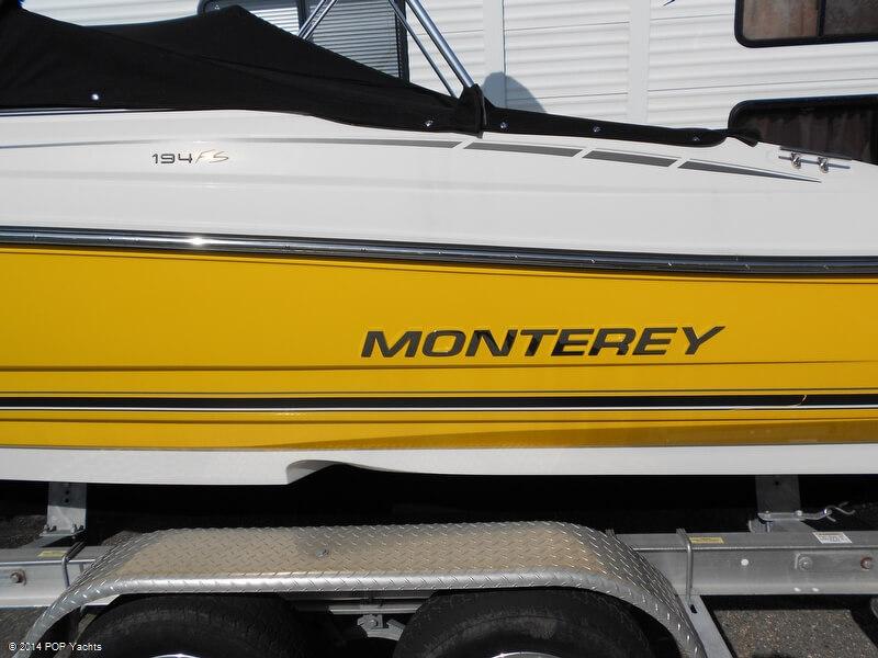 2011 Monterey 194 FS - Photo #19