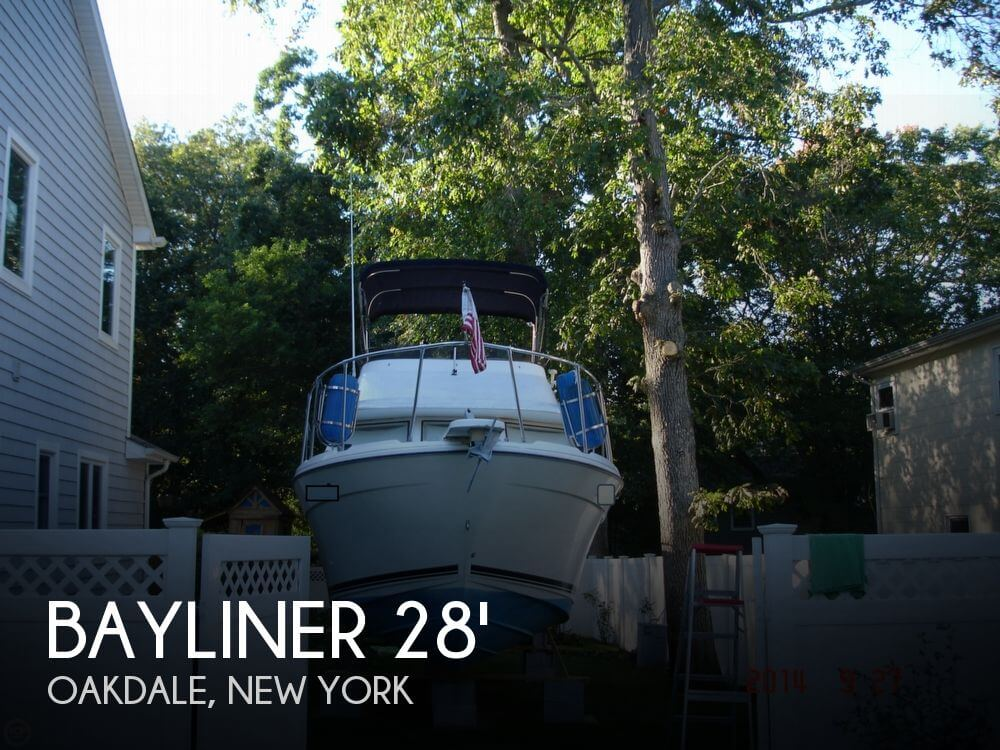 1995 Bayliner 2858 Command Bridge Classic - Photo #1