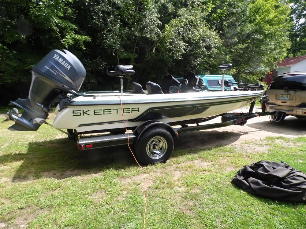 2008 Skeeter 19 SX190 - Photo #2