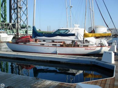 William Garden 45 Yawl, 45', for sale - $45,000