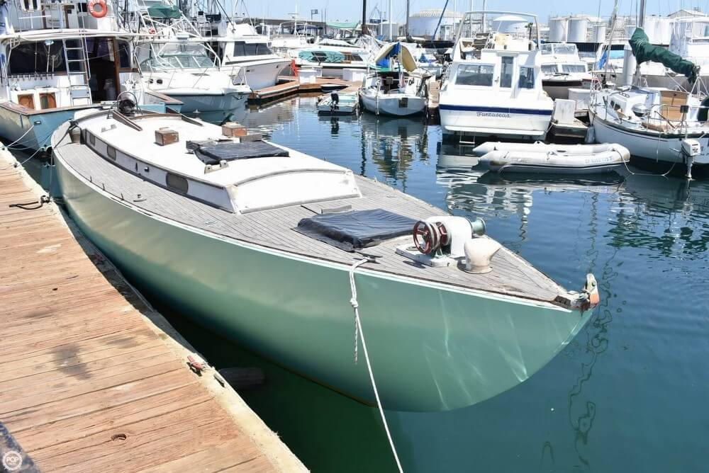 1956 William Garden boat for sale, model of the boat is 45 Yawl & Image # 4 of 40