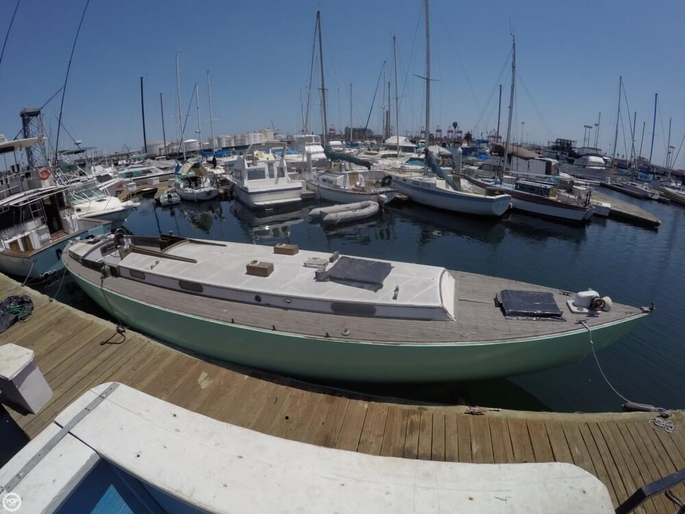 1956 William Garden boat for sale, model of the boat is 45 Yawl & Image # 5 of 40