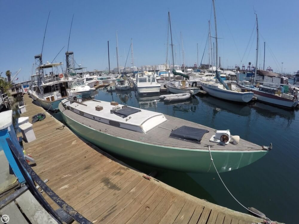 1956 William Garden boat for sale, model of the boat is 45 Yawl & Image # 7 of 40