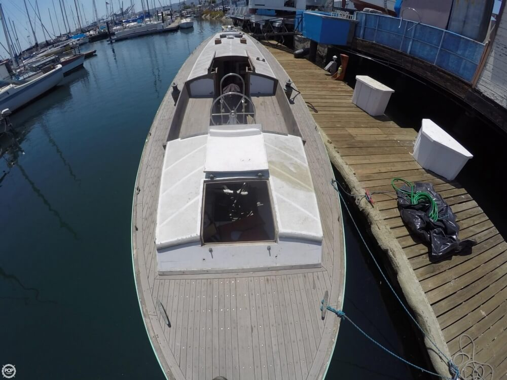 1956 William Garden boat for sale, model of the boat is 45 Yawl & Image # 8 of 40