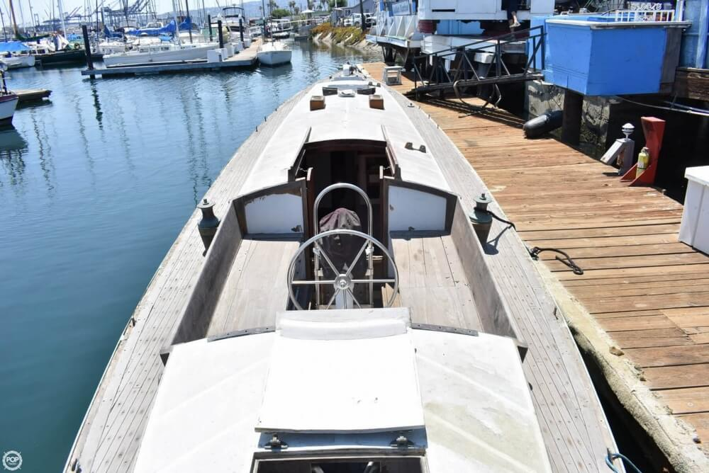 1956 William Garden boat for sale, model of the boat is 45 Yawl & Image # 9 of 40