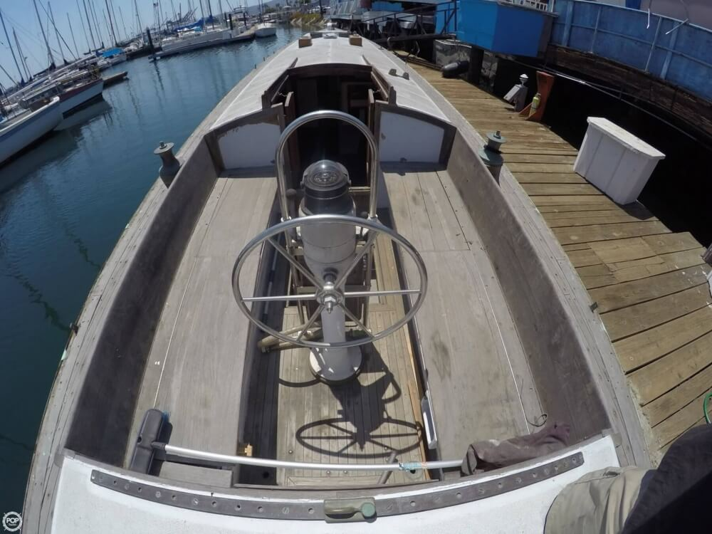 1956 William Garden boat for sale, model of the boat is 45 Yawl & Image # 10 of 40