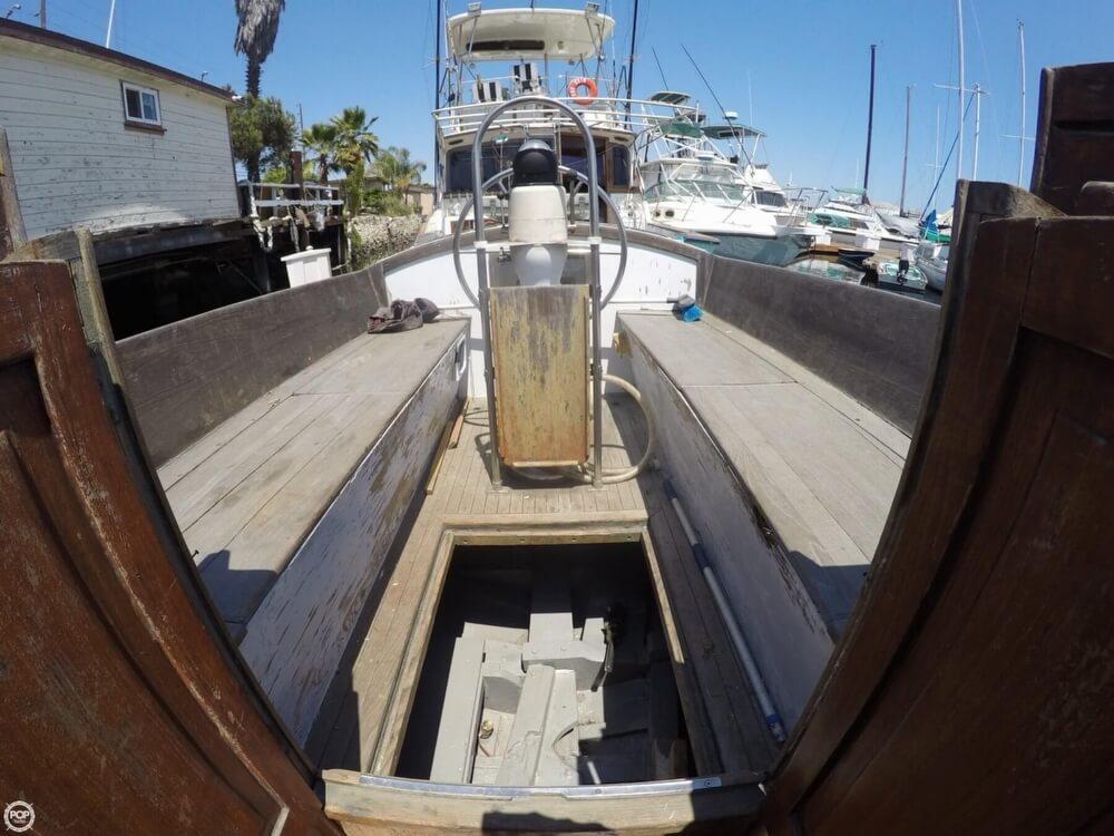 1956 William Garden boat for sale, model of the boat is 45 Yawl & Image # 11 of 40