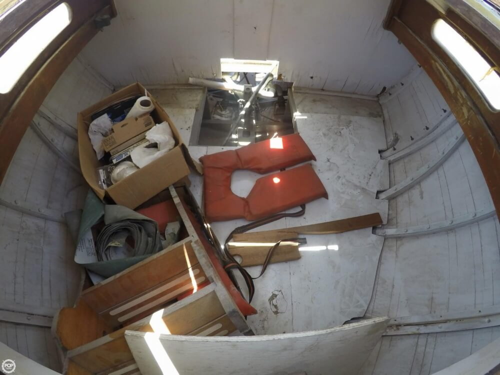 1956 William Garden boat for sale, model of the boat is 45 Yawl & Image # 12 of 40