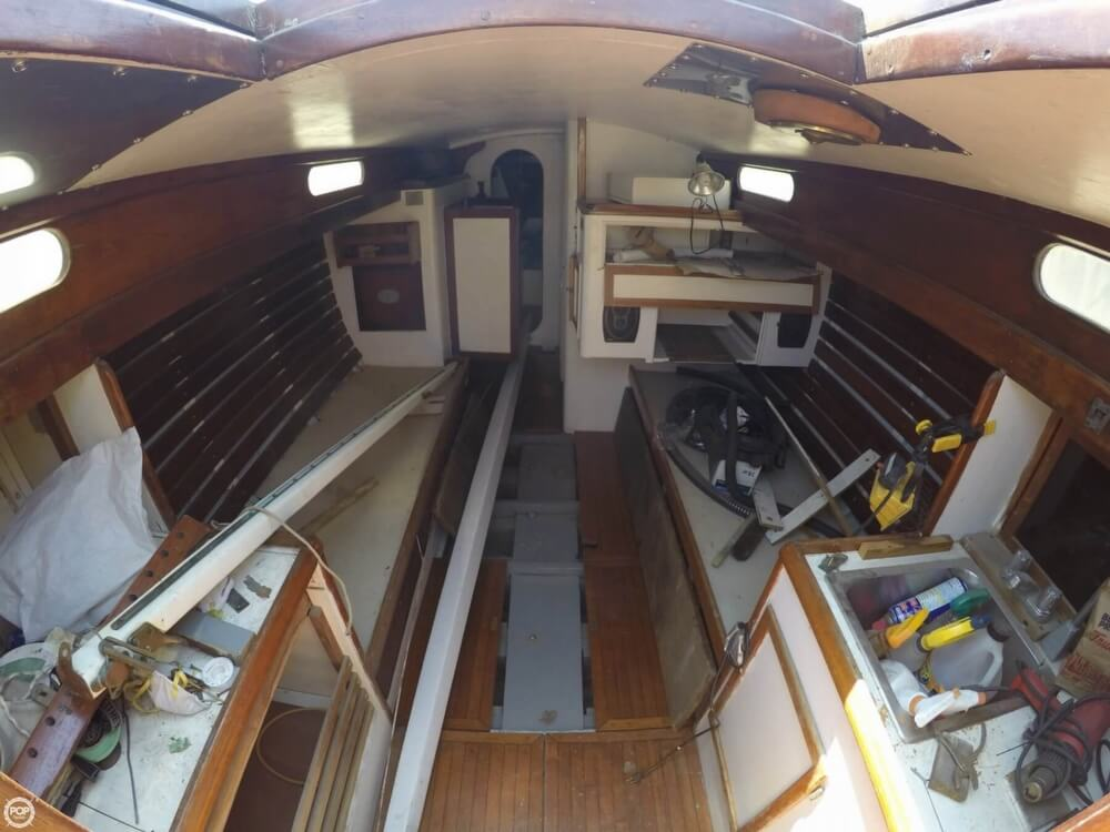 1956 William Garden boat for sale, model of the boat is 45 Yawl & Image # 13 of 40
