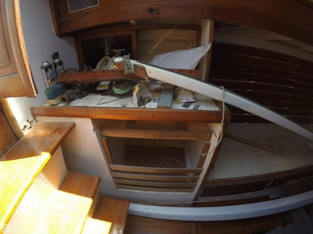 1956 William Garden boat for sale, model of the boat is 45 Yawl & Image # 15 of 40