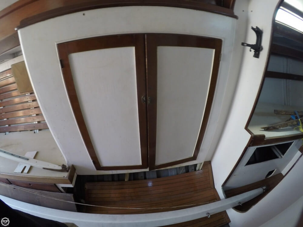 1956 William Garden boat for sale, model of the boat is 45 Yawl & Image # 18 of 40