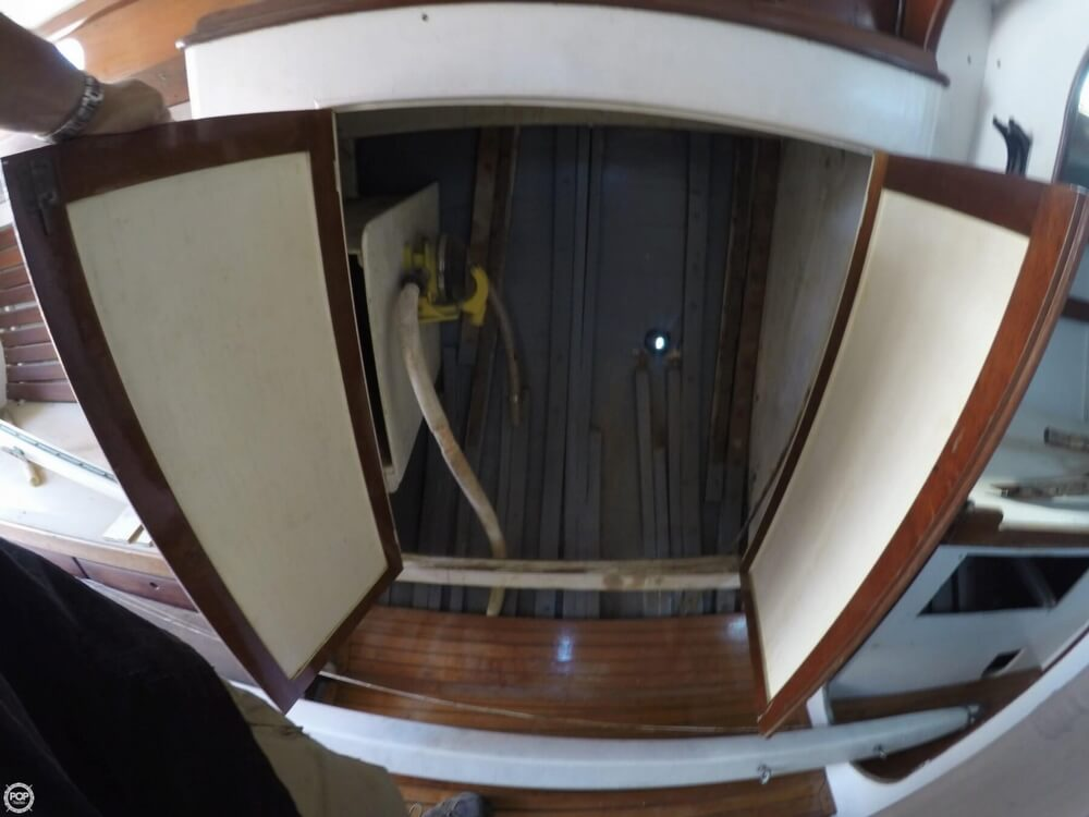 1956 William Garden boat for sale, model of the boat is 45 Yawl & Image # 19 of 40
