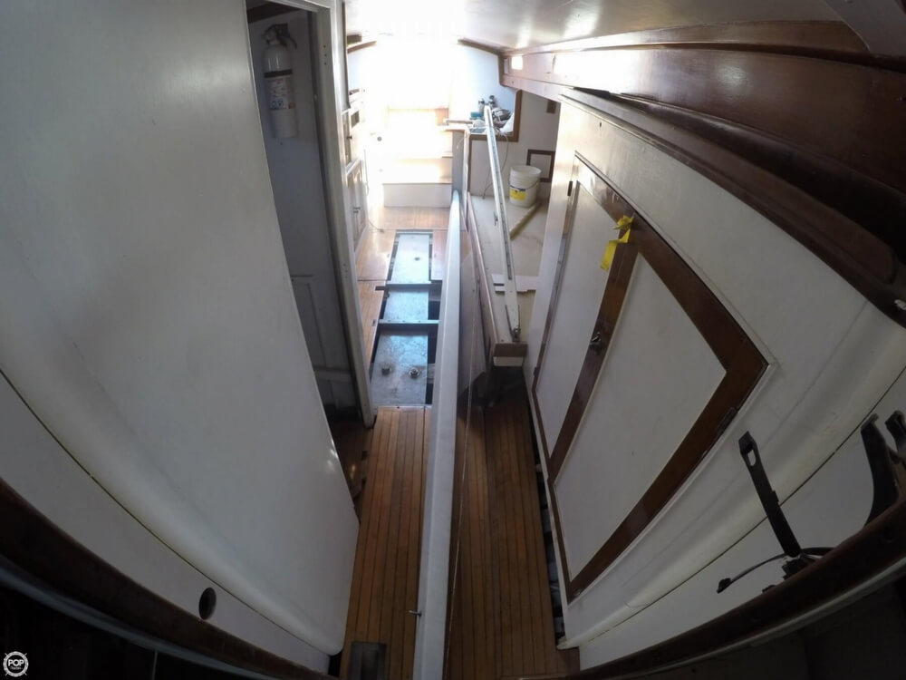 1956 William Garden boat for sale, model of the boat is 45 Yawl & Image # 25 of 40