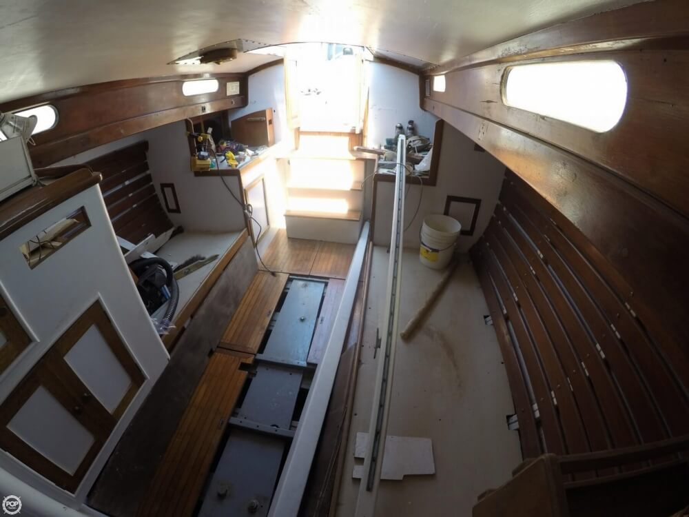 1956 William Garden boat for sale, model of the boat is 45 Yawl & Image # 26 of 40