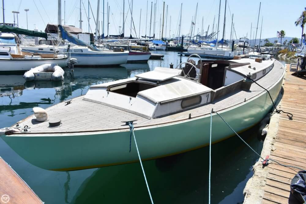 1956 William Garden boat for sale, model of the boat is 45 Yawl & Image # 27 of 40