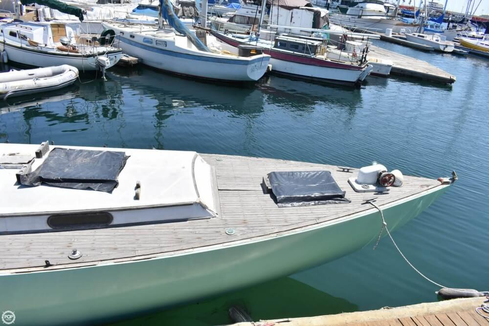 1956 William Garden boat for sale, model of the boat is 45 Yawl & Image # 28 of 40