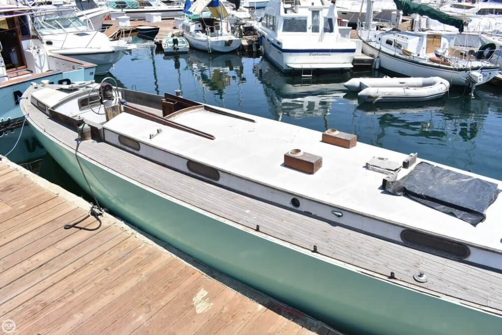 1956 William Garden boat for sale, model of the boat is 45 Yawl & Image # 30 of 40