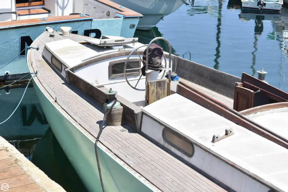 1956 William Garden boat for sale, model of the boat is 45 Yawl & Image # 31 of 40