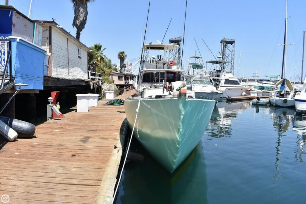 1956 William Garden boat for sale, model of the boat is 45 Yawl & Image # 32 of 40