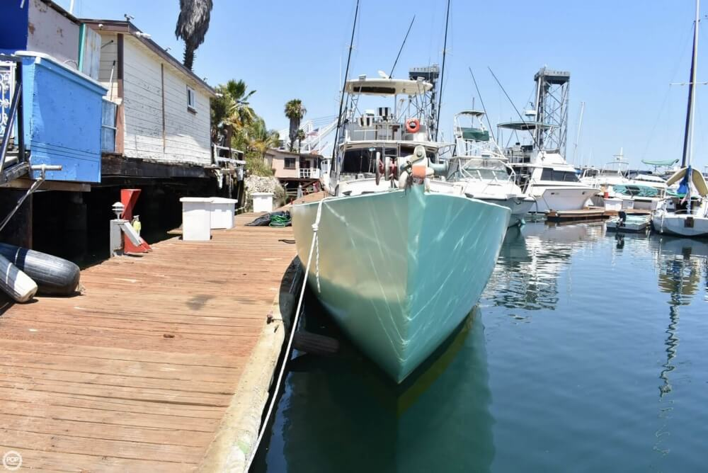1956 William Garden boat for sale, model of the boat is 45 Yawl & Image # 33 of 40