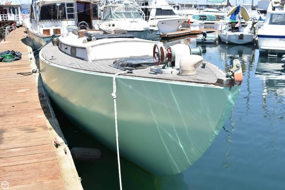 1956 William Garden boat for sale, model of the boat is 45 Yawl & Image # 34 of 40
