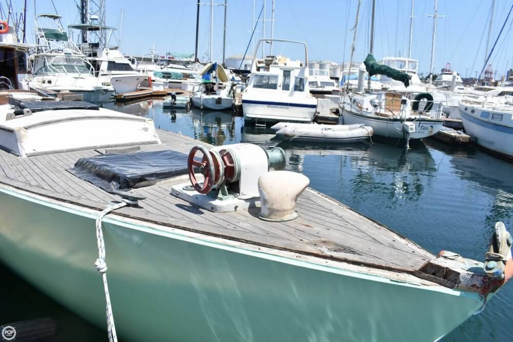 1956 William Garden boat for sale, model of the boat is 45 Yawl & Image # 35 of 40