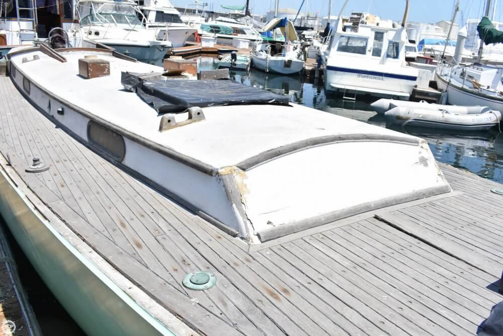 1956 William Garden boat for sale, model of the boat is 45 Yawl & Image # 36 of 40