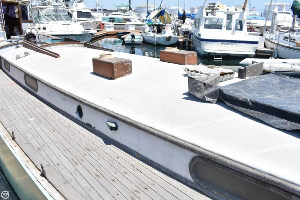 1956 William Garden boat for sale, model of the boat is 45 Yawl & Image # 37 of 40