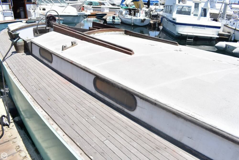 1956 William Garden boat for sale, model of the boat is 45 Yawl & Image # 38 of 40