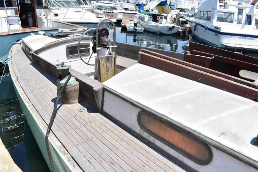 1956 William Garden boat for sale, model of the boat is 45 Yawl & Image # 39 of 40