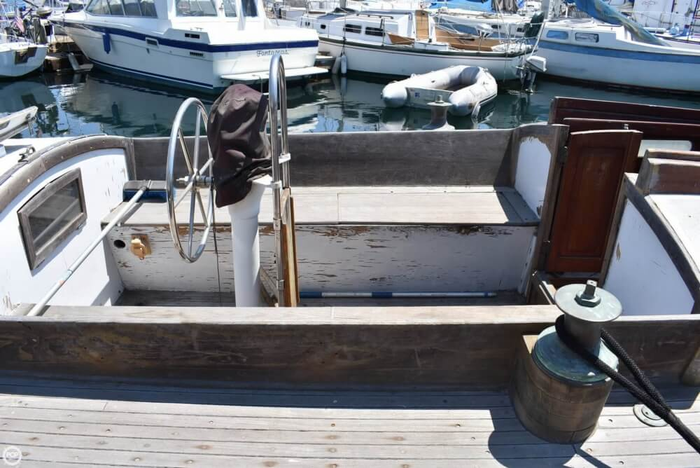 1956 William Garden boat for sale, model of the boat is 45 Yawl & Image # 40 of 40