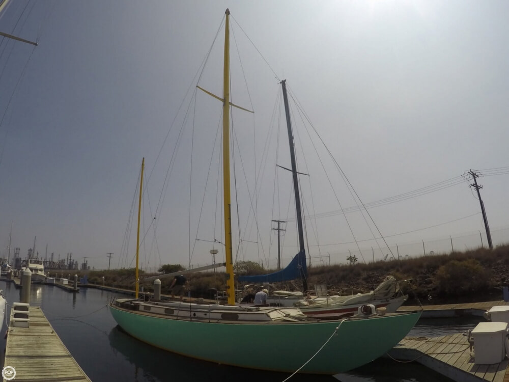 1956 William Garden boat for sale, model of the boat is 45 Yawl & Image # 3 of 40
