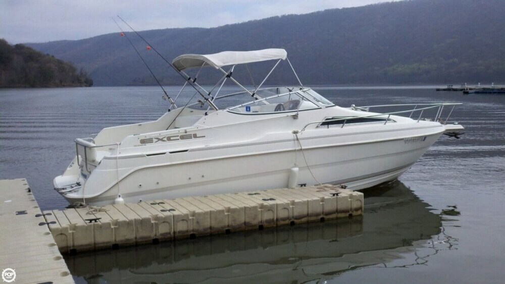 1995 Wellcraft boat for sale, model of the boat is Excel 26 SE & Image # 4 of 40