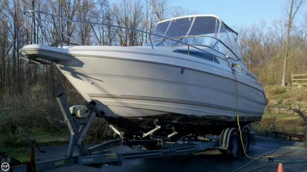 1995 Wellcraft boat for sale, model of the boat is Excel 26 SE & Image # 6 of 40