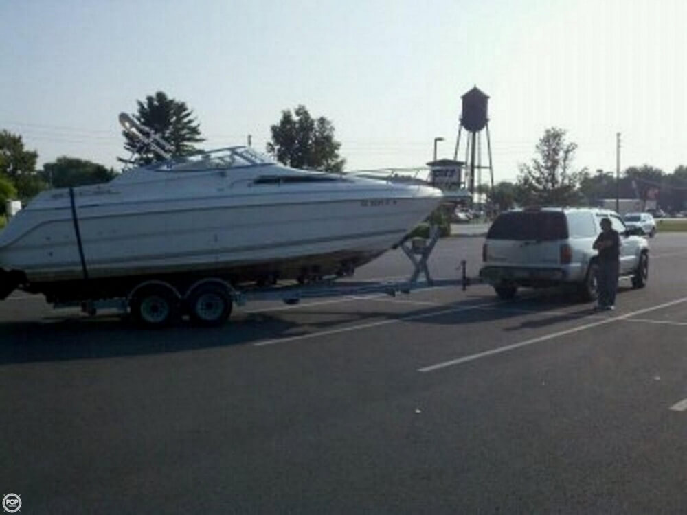 1995 Wellcraft boat for sale, model of the boat is Excel 26 SE & Image # 8 of 40