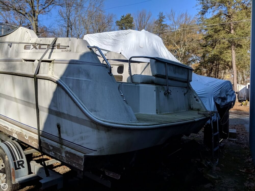 1995 Wellcraft boat for sale, model of the boat is Excel 26 SE & Image # 10 of 40