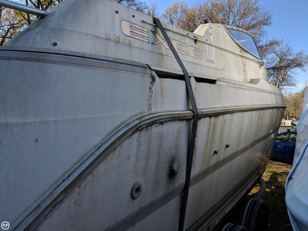 1995 Wellcraft boat for sale, model of the boat is Excel 26 SE & Image # 14 of 40