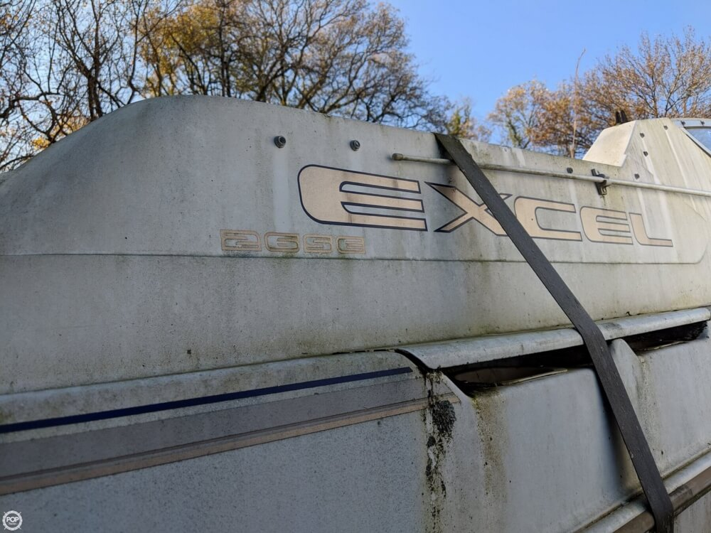 1995 Wellcraft boat for sale, model of the boat is Excel 26 SE & Image # 16 of 40