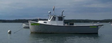 Rosborough 35 Lobster Boat, 35', for sale - $41,900