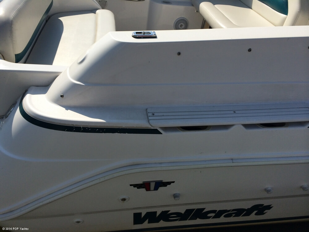 1998 Wellcraft 260SE - Photo #14